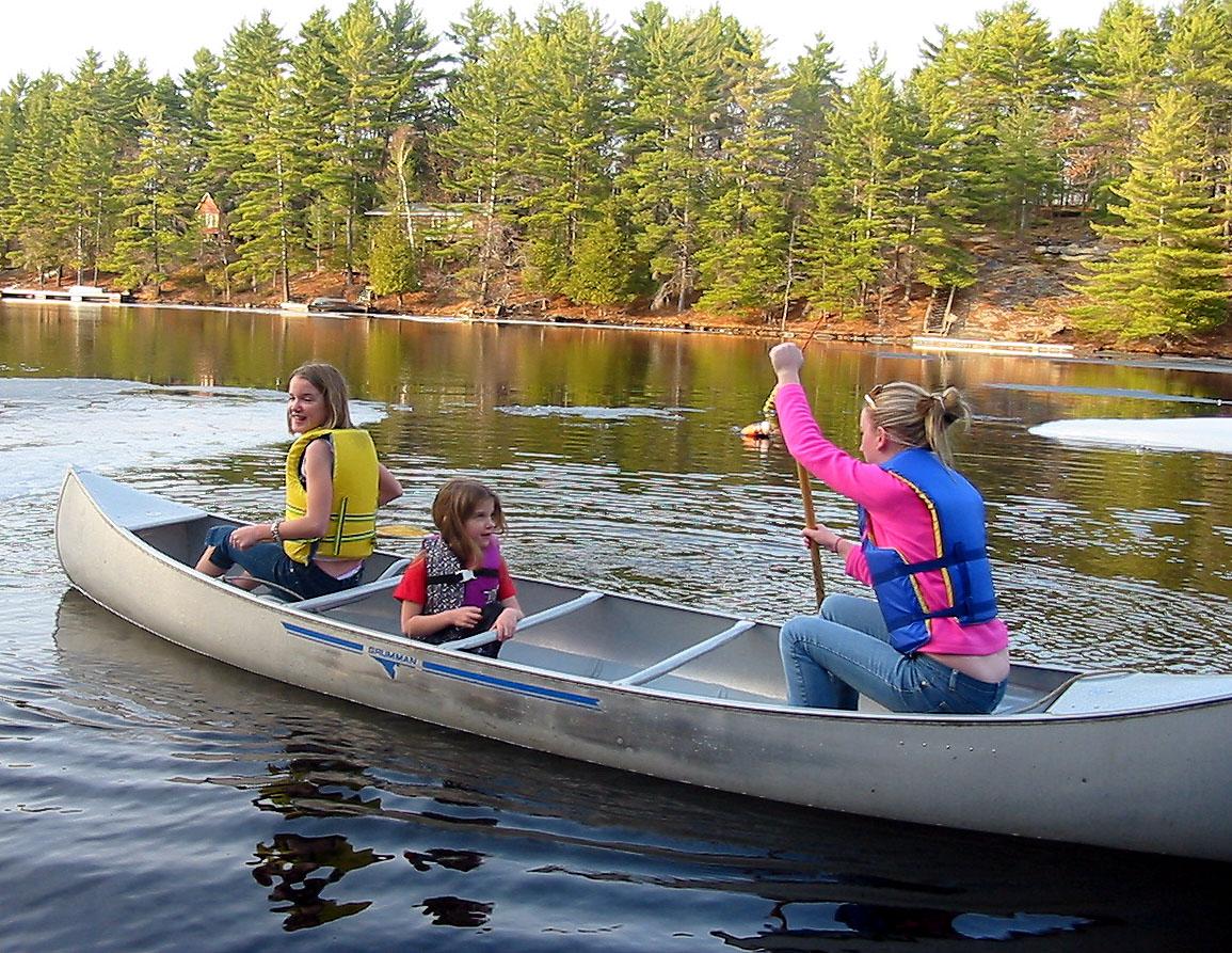 Youth Canoe Trip
